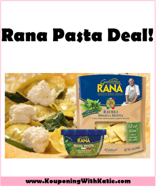 Save Half On Rana Refrigerated Pasta and Sauces At Target