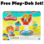 Wow, Rare Freebie!!! FREE Play-Doh  Deal!!!