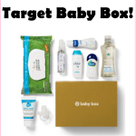 Grab The New $24 Target Baby Box For Just $7 Shipped!!! Includes Diaper Cream, Wipes, & More!!!