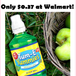 $0.37 Tum-E Yummies Kid's Drinks At Walmart!!!