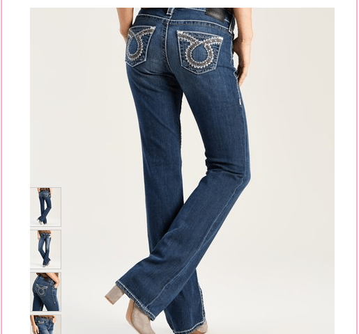 WOW! Save 80% Off Of These Big Star Denim Jeans, Through Friday Only, With New Flash Sale!!!