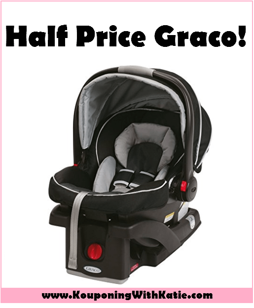 HOT!!! Half Price Graco Click Connect Car Seat + Base!!! - Kouponing