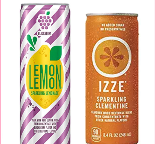 FREE Izze And Lemon Lime Sparkling Beverages At Target; No Coupons Needed!!!