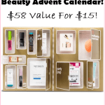 WOW! Target's Beauty Advent Calendar Is Now Available; $58 Value!!!