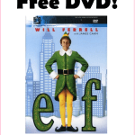 ENDS TODAY! HOT FREE Elf DVD (Reg $20); Just In Time For The Holidays!!!