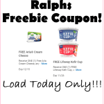 Kroger/Ralphs Freebie Friday Offer!!!
