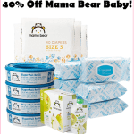 Up To 40% Off Mama Bear Baby Products From Amazon!!!