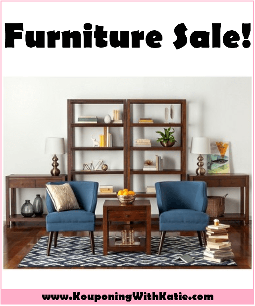 Huge 50 Off Furniture Clearance Sale At Target Kouponing With