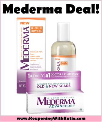 3 Mederma Scar Products With Target Triple Stack Kouponing