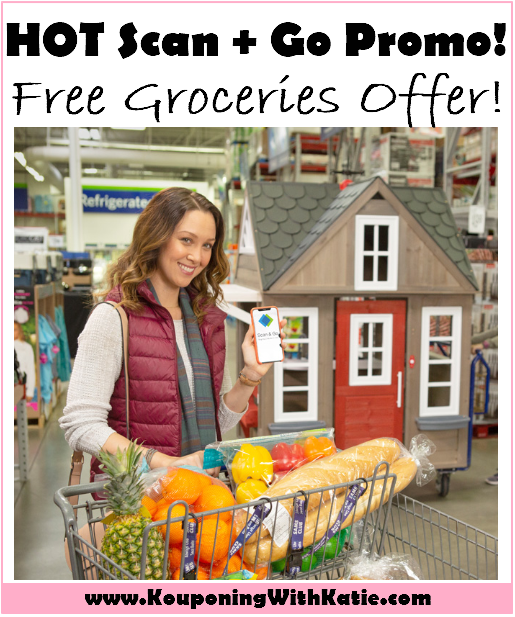 $45 In FREE Groceries With New Scan & Go Promotion!!! - Kouponing