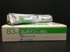 田辺三菱製薬のコレバイン