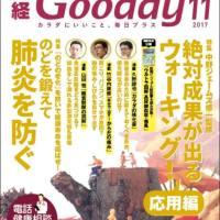 日経グッデイ2017年11月号