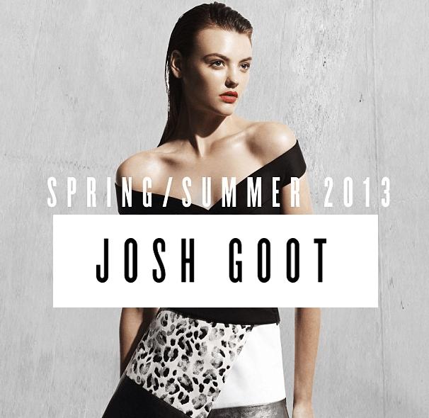 Josh Goot ss/13