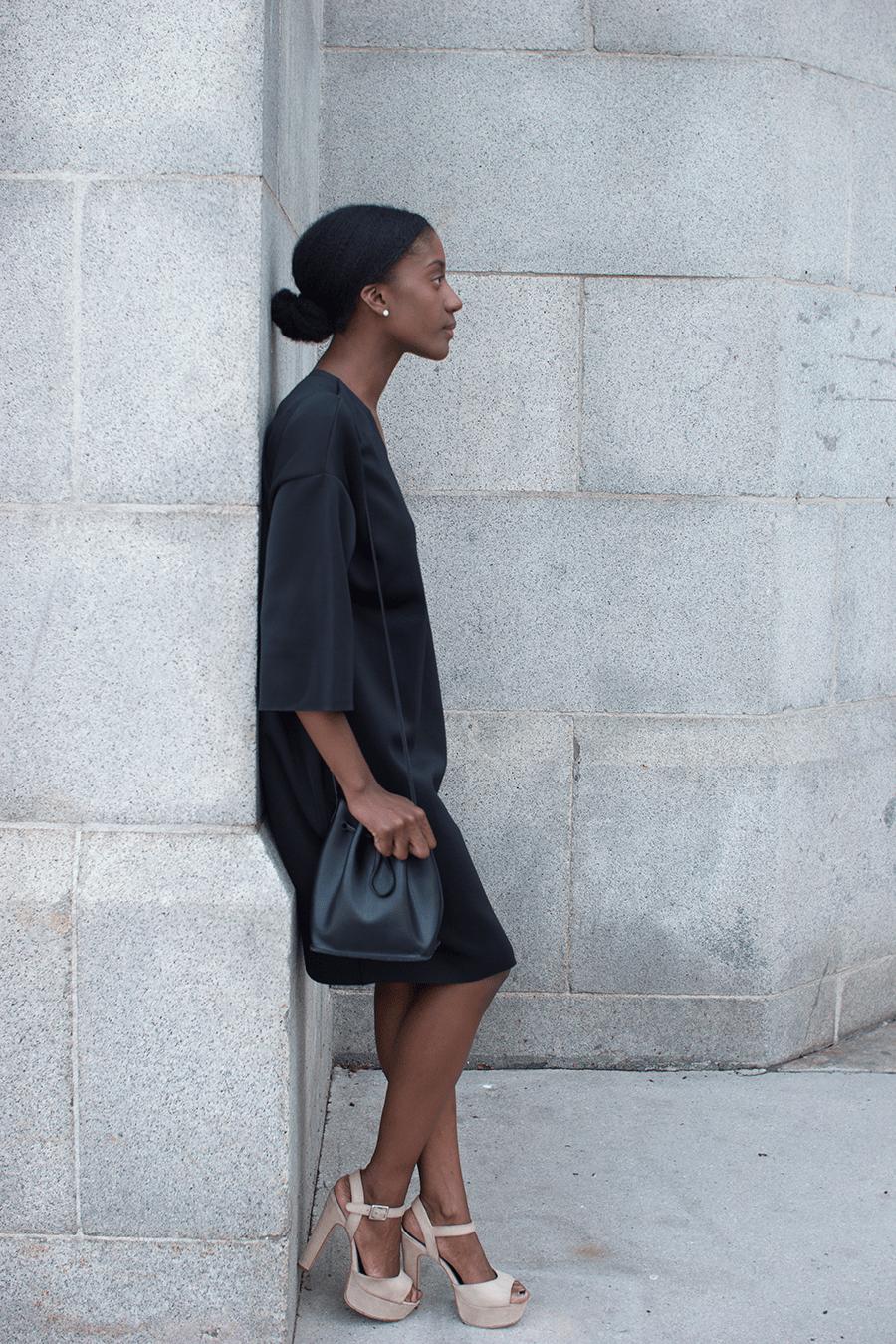 558db7ffb3 Zara T-shirt Dress - Kouturekitten Fashion BlogKouturekitten Fashion ...