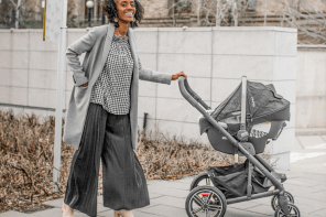 Nuna Mixx 2 stroller review: New mom edition