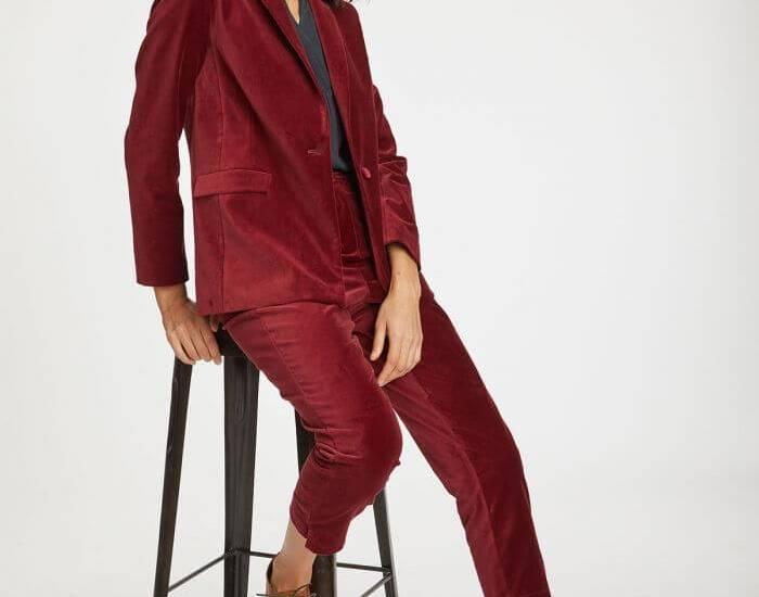 De mooiste fair fashion pakken voor vrouwen