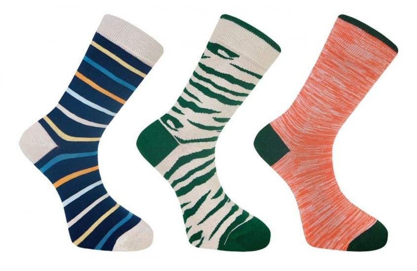 Het is tijd voor duurzame sokken