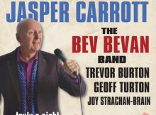 Jasper Carrot: Stand Up and Rock