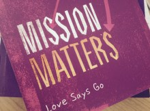 Books I Have Read: Mission Matters – Love Says Go