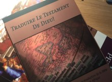 Books I Have Read: Traduire Le Testament De Dieu