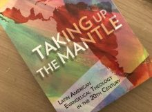 Books I Have Read: Taking Up The Mantle