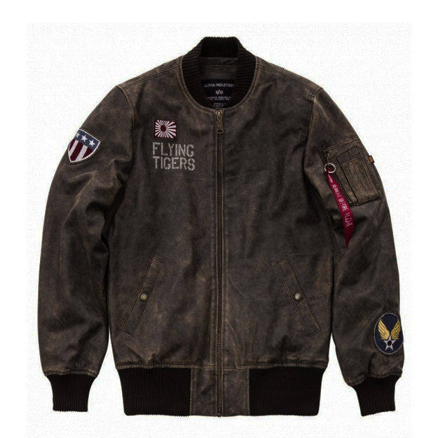 Flying Tigers Alpha Industries