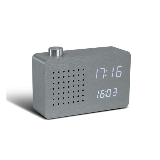 Radio Click Clock
