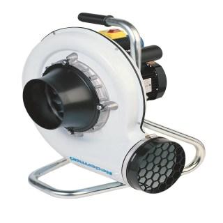 Přenosný ventilátor 0.55kW - foto 1