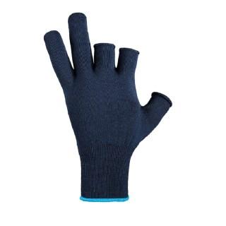 MISHAN pracovní bezešvé úpletové rukavice s terčíky v dlaňové části - foto 1