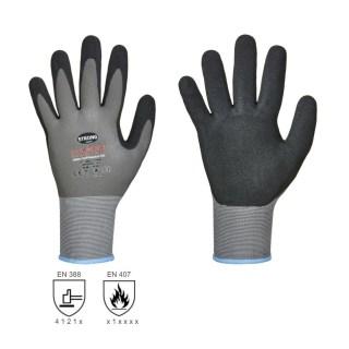 TONGLU pracovní bezešvé rukavice, jemně pletené - foto 1