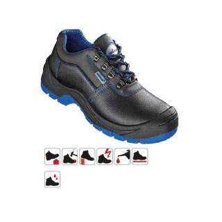 PIRNA S3 pracovní bezpečnostní obuv z hovězinové usně - foto 1