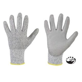 CUTGRIP bezešvé protiřezné povrstvené rukavice - foto 1