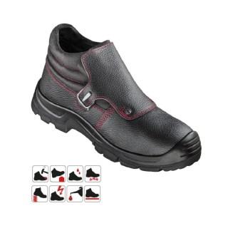 MAGDEBURG S1P kožená bezpečnostní obuv, slévárenská pérka - foto 1