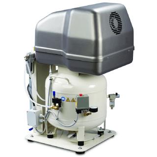 MedASC 320-08-50M Pístový odhlučněný bezolejový kompresor - foto 1