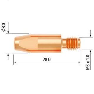 Průvlak-1.4-M6-E-Cu-PARKER.