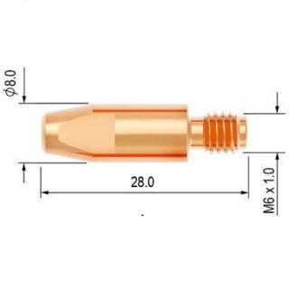 Pruvlak-AL-0.8-M6-E-Cu-pro-hlinik-PARKER