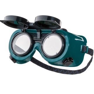 BLITZ ochranné odklápěcí svářečské brýle s nepřímou ventilací - foto 1