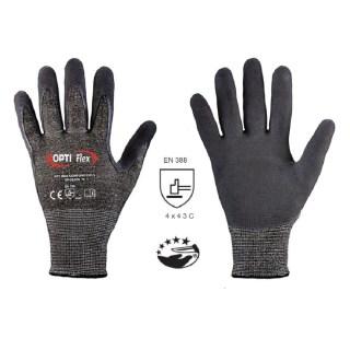 COMFORT CUT bezevšvé protiřezné povrstvené rukavice - foto 1