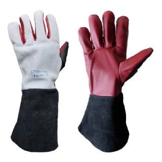SIRIUS teploodolné pracovní rukavice z jemné nábytkové lícové usně - foto 1