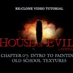 Chapter 07: Intro to painting old school textures
