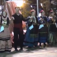 Δείτε τα χορευτικά τμήματα του Συλλόγου «Αλώνια» στην κεντρική πλατεία Κοζάνης – Βίντεο