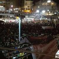 Δείτε φωτογραφίες: Δε πέφτει καρφίτσα στον κεντρικό πεζόδρομο Κοζάνης για το Πάρτι Νεολαίας 2017!