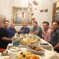 Όμορφες στιγμές με καλούς φίλους για τον Φώτη Ζυγούρη
