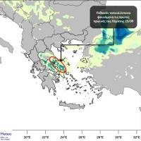 Καιρός: Ψυχρό μέτωπο θα «χτυπήσει» τη χώρα – Οι 6 περιοχές που αναμένονται σφοδρές καταιγίδες