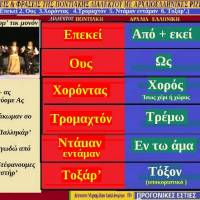 Ποντιακές λέξεις από Ποντιακούς στίχους τραγουδιών με αρχαιοελληνική προέλευση – Γράφει η Δέσποινα Μιχαηλίδου Καπλάνογλου