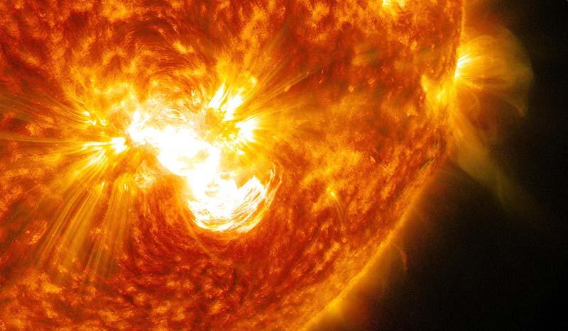 Güneş Patlaması