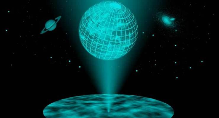 Hologram Evren
