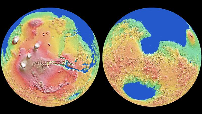 Dünyalaştırma - Terraforming