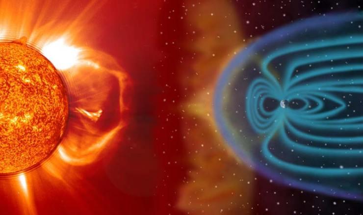 Dünya'nın manyetik alanı