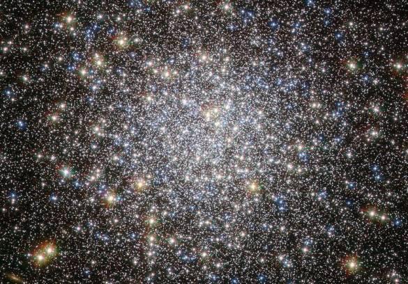 M5 Küresel Kümesi. Telif: NASA/ESA - Hubble.